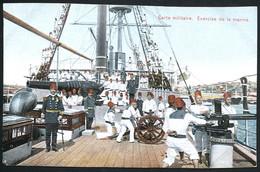 AK/CP Marine Türkei  Kreuzer   Ungel/uncirc. Ca 1910  Erhaltung/Cond. 2  Nr. 00458 - Guerre