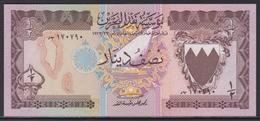 Bahrain 1/2 Dinar L.23/1973 UNC - Bahrain