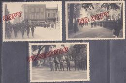 Commémoration Août 1950 Libération Castelsarrasin TAP Parachutiste Troupe Aéroportée - Guerre, Militaire