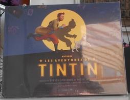 Hergé. Artbook. Les Aventures De Tintin. Préface De Steven Spielberg. Neuf Sous Célophane - Tintin