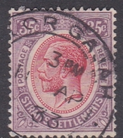 Malaysia-Straits Settlements SG 237 1931 King George V, 35c Scarlet And Purple, Used - Straits Settlements