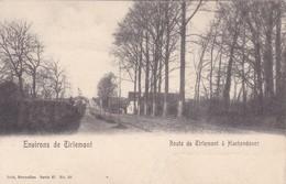 Route De Tirlemont A Haekendover - Tienen