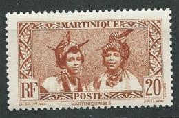Martinique - - Yvert N°139 ** -  Ad37414 - Martinique (1886-1947)