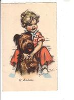 G. Bouret : MS : A Dada - Bouret, Germaine