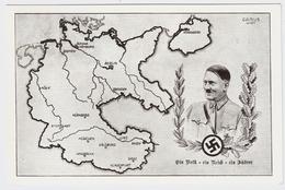 "DR, 1938, "" Hitler - Heimkehr Der Ostmark"", R! , #a558 B - Germania"