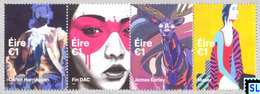 Ireland Stamps 2017, Urban Street Art, MNH - Altri
