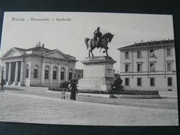 BEAUTIFUL NEW ANCIENT  POSTALCARD OF BRESCIA..//...BELLA CARTOLINA NUOVA MA  ANTICA  DI BRESCIA - Brescia
