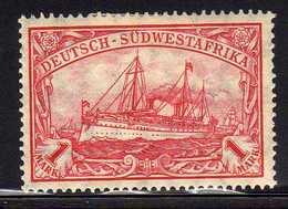 Deutsche Kolonien, Deutsch-Südwestafrika Mi 29 A * [030618LAII] - Colony: German South West Africa