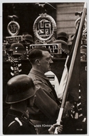 1938, Hitler, Selt. AK    , #a564 - Allemagne