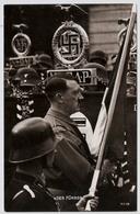1938, Hitler, Selt. AK    , #a564 - Germania