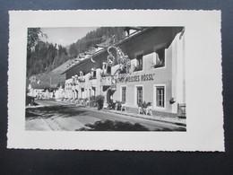 AK Ca. 1930er Jahre Gasthof Weisses Rössl Gries Am Brenner. Deutschlands Südgrenze - Hotels & Gaststätten
