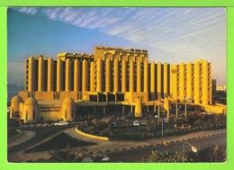 ABU DHABI - SHERATON HOTEL - Carte écrite En 1983 - Emirats Arabes Unis