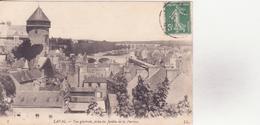 CPA -  1. LAVAL - Vue Générale Prise Du Jardin De La Perrine - Laval