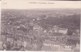 CPA - 9. NEVERS Vue Générale Panorama - Nevers