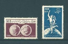 Iran: 733/ 734 * - Iran