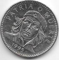 *cuba 3 Pesos 1995 Km 346a  Unc - Cuba