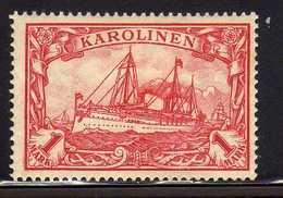 Deutsche Kolonien, Karolinen Mi 16 * [030618LAII] - Colonia: Isole Caroline