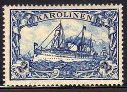 Deutsche Kolonien, Karolinen Mi 17 * [030618LAII] - Colonia: Isole Caroline