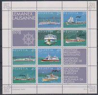 Switzerland 1978 Lemanex M/s** Mnh (38962) - Ongebruikt
