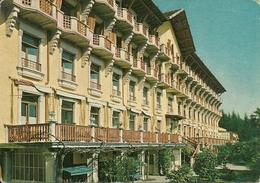 Miazzina (Verbania, Piemonte) Facciata Dell'Eremo, Casa Di Cura - Verbania