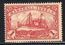 Deutsche Kolonien, Marshall-Inseln Mi 22 * [030618LAII] - Colonia: Isole Marshall