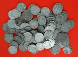 **  FRANCE  -  1 Franc MORLON Aluminium  /  Lot De 125 Pièces  ** - Francia