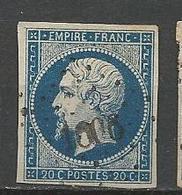 N° 14  PC 1006 COURTOMER ( 59  ) - 1849-1876: Periodo Classico