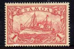 Deutsche Kolonien, Samoa Mi 16 * [030618LAII] - Colonia: Samoa