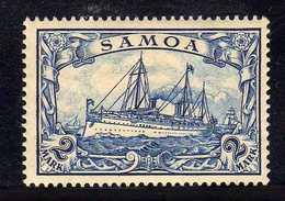 Deutsche Kolonien, Samoa Mi 17 * [030618LAII] - Colonia: Samoa