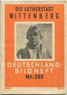 Nr. 203 Deutschland-Bildheft - Wittenberg - Saxe-Anhalt