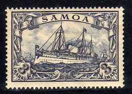Deutsche Kolonien, Samoa Mi 18 * [030618LAII] - Colonia: Samoa