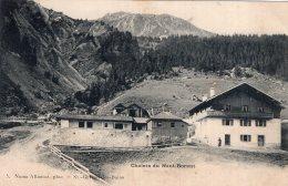 V14627 Cpa 74 Chalets Du Nant Borant - Frankrijk