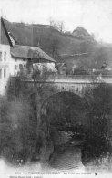 V14629 Cpa 74 St Pierre De Rumilly - Le Pont Du Diable - Frankrijk