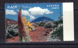 10.- SPAIN ESPAGNE 2010 NATURAL PARKS TEIDE CANARIAS - VOLCANO - 2001-10 Neufs
