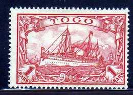 Deutsche Kolonien, Togo Mi 16 * [030618LAII] - Colonia: Togo