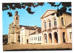 Brazey En Plaine  (21 - Côte D'Or) La Place - Mairie - Autres Communes