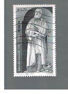 ITALIA REPUBBLICA  -   2014   -   GALILEO GALILEI    -   USATO  ° - 6. 1946-.. Repubblica