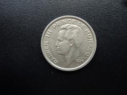 MONACO : 100 FRANCS  1956   KM 134    SUP+ - Monaco