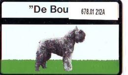 Telefoonkaart  LANDIS&GYR  NEDERLAND * RCZ.678.01   212a  * De Bouvier * DOG * CHIEN * HOND  * TK * ONGEBRUIKT * MIN - Honden