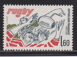 FRANCE 1982 Rugby  (Yv 2236 ; Mi 2355 ) MNH** - Rugby