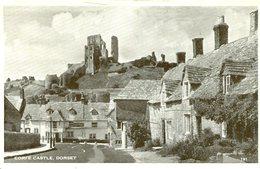 003735  Corfe Castle, Dorset - England