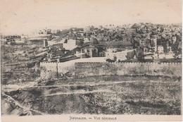 AK Jerusalem ירושלים Al Quds القدس Vue Génerale Israel מדינת ישראל دولة إسرائيل Palästina Palestine دولة فلسطين - Israel