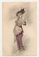 Carte Illustrateur 1918 (3166) - 1900-1949