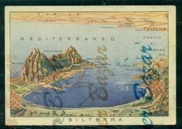 FRANCHIGIE MILITARI- N. 90/2 - GIBILTERRA - 1900-44 Vittorio Emanuele III