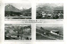003739  Igls - Patscherkofel Mehrbildkarte - Igls