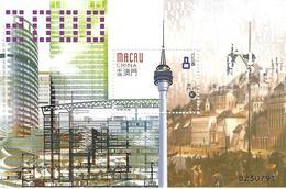 Macau - Uma Nova Era - 1999-... Région Administrative Chinoise