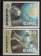 PIA  -  IRLANDA  -  1991  :  Europa    (Yv  762-63 ) - 1949-... Repubblica D'Irlanda