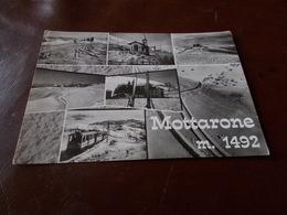 B686  Mottarone Viaggiata Presenza Piega Ad Angolo - Other Cities
