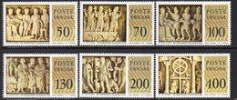 Vatican City 1977 PalaeoChristian Sarcophagi Set Of 6, MNH, SG 687/92 (A) - Unused Stamps