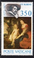Vatican City 1977 400th Anniversary Of Birth Of Rubens, Painter, MNH, SG 693 (A) - Vatican